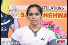 Newsmaker of the Day: Saina Nehwal