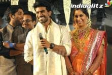 Ram Charan, Upasna's wedding reception for fans