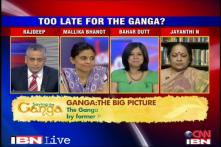 Is it too late to save the Ganga?