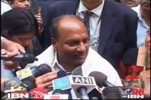 Antony to review security situation in Kashmir Valley