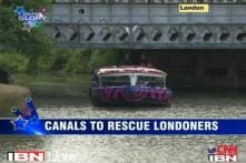 London water bodies easy way to Olympic venues