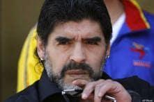 UAE FA head says Maradona needed more time