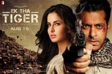 Pak restrains airing of 'Ek Tha Tiger' promos