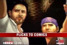Abhishek Bachchan, Uday Chopra to be seen in comic books