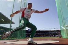 Hungarian discus thrower banned for doping