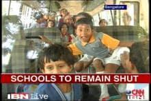 Karnataka: 1800 schools shut down for a week