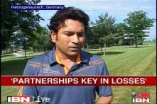 Nothing wrong with our cricket structure: Tendulkar