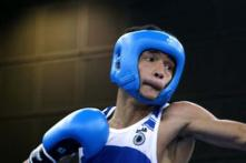 Tyson charmed Thapa into taking up boxing