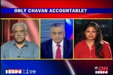 Is only Ashok Chavan accountable for the Adarsh scam?