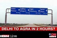 Agra-Greater Noida Expressway to open soon