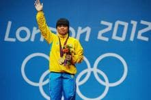 Weightlifter Chinshanlo wins gold for Kazakhstan