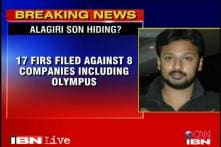 TN police issue lookout notice for Alagiri's son