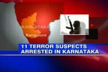 Bangalore Police arrest 11 for links with LeT, HuJI