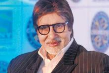 Big B apologises to media for coming late