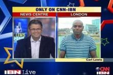 Gowda going from strength to strength: Carl Lewis