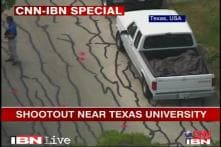 Texas University shooting: US police still looking for motive
