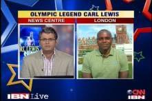 Carl Lewis exclusive: Mo Farah has won hearts