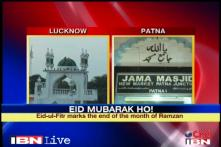 Fasting ends, feasting begins as nation marks Eid