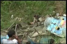 Himachal Pradesh: 40 killed as bus falls into gorge