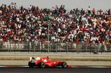 21,000 tickets sold for second Indian Grand Prix