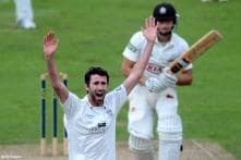 Onions takes nine wickets in an innings