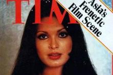 Parveen Babi's iconic Time magazine cover