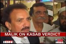 Pak respects SC judgement on Kasab: Rehman Malik