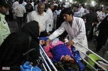 Two Iran quakes leave 250 dead, over 1800 injured