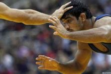 Sushil Kumar wins wrestling silver for India