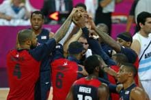 London 2012 Basketball: US men ready for QF