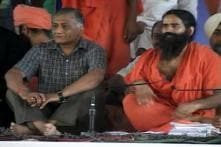 VK Singh joins Ramdev, calls govt 'property dealer'