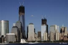 Status of World Trade Centre site, 11 years later