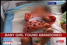 J&K: 5-day-old baby girl with cleft lip found abandoned
