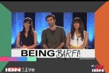 Being 'Barfi': Listen to the stars of the film
