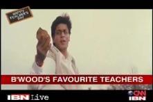 Watch: Bollywood's favourite teachers