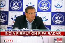India set to host U-17 football WC in 2017