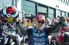 Jorge Lorenzo wins San Marino MotoGP, Dani Pedrosa crashes