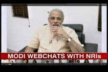 UPA's economic policies crash landed: Modi to NRIs