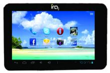 BSNL, WishTel to launch Ira Icon 3G tablet on Oct 1