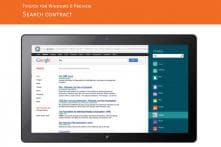 Preview: Mozilla's Firefox Metro browser for Windows 8