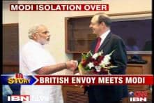 Relations with Gujarat is not about endorsing Modi: British envoy