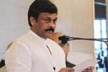 Telugu cinema veteran Chiranjeevi joins government