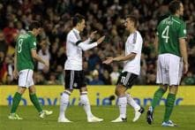 Germany hammer Ireland in WC qualifiers