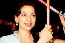 Juhi Chawla and Sayali Bhagat celebrate Navratri