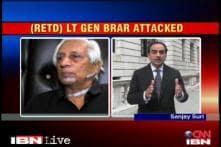 Police question witnesses in Lt Gen KS Brar's attack