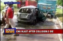 Haryana: Family of five killed in car-tractor collision