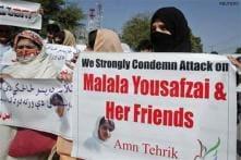 Zardari phones Malala's father, slams militants