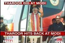 Narendra Modi knows no love, my wife is priceless: Shashi Tharoor