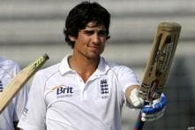 Hardly breaking a sweat, Cook makes India perspire
