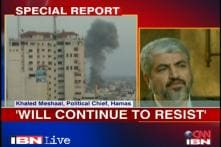 Will continue to resist Israel: Hamas chief